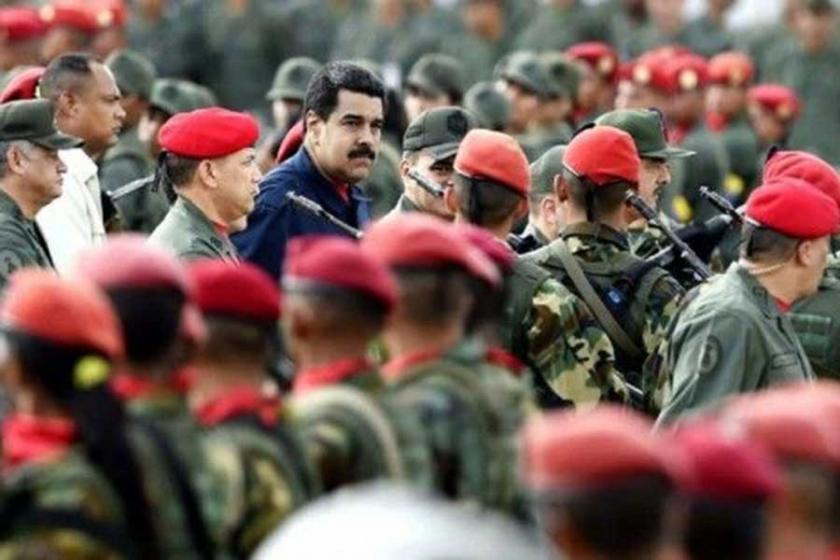 Where does the path lead for Venezuela?