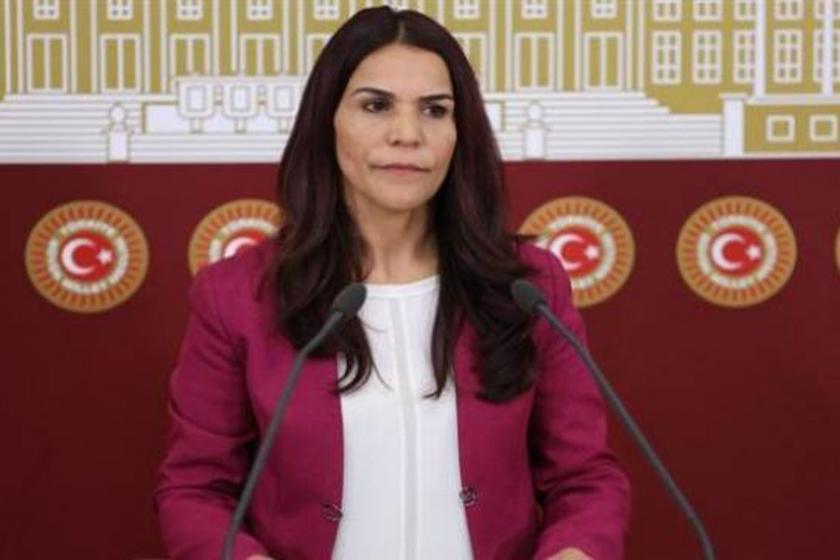 HDP'li Besime Konca'ya 2 yıl 6 ay hapis