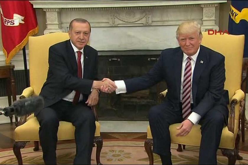 Trump ve Erdoğan görüşmesi: Trump sadece dinledi