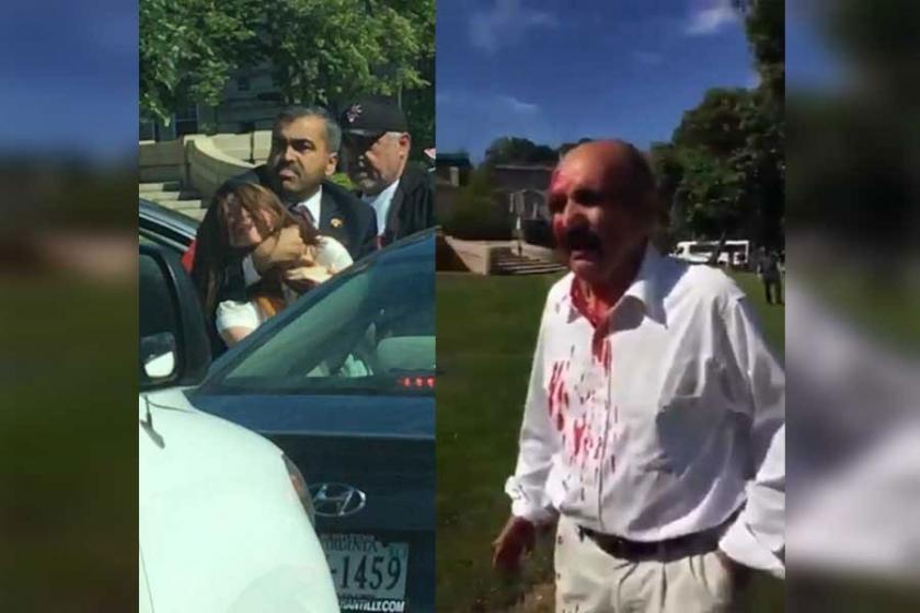 Büyükelçilik önündeki saldırıyla ilgili 19 yıl istendi