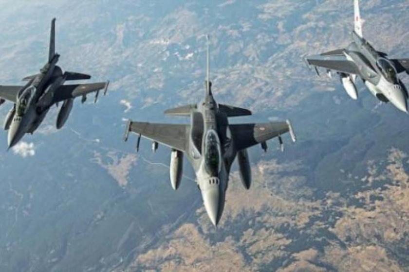 Suriye ve Irak'taki hava saldırılarında 786 sivil öldü