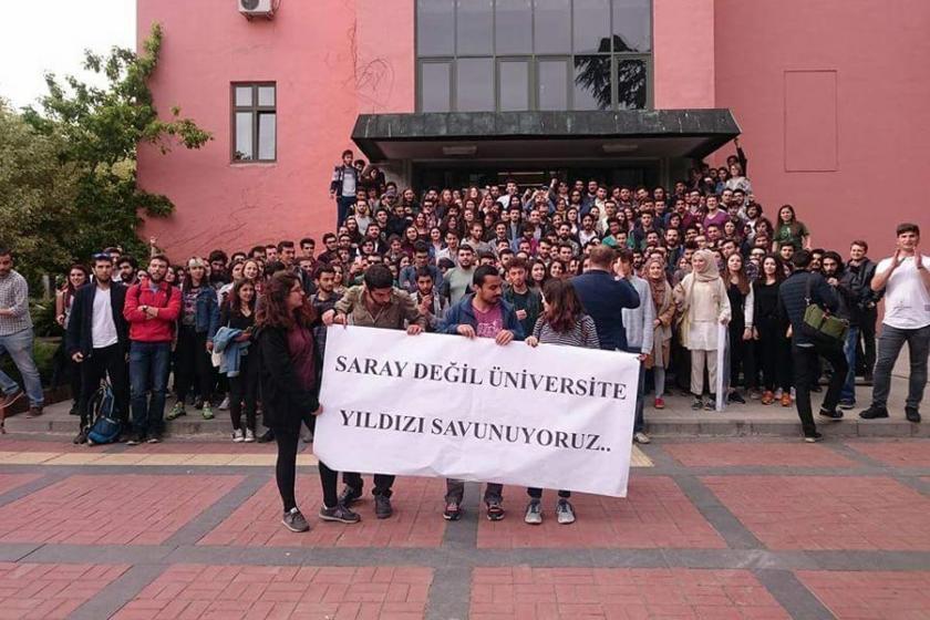CHP'li Adıgüzel'den Yıldız Teknik tepkisi