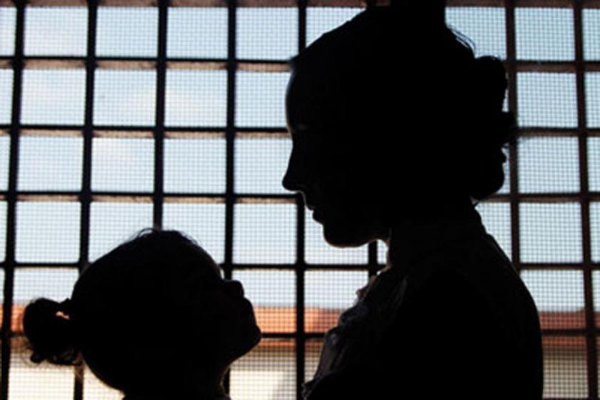 560 çocuk annesiyle birlikte cezaevinde kalıyor