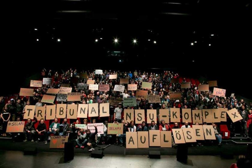 Köln'de sembolik NSU davası: Irkçı cinayetler aydınlatılsın