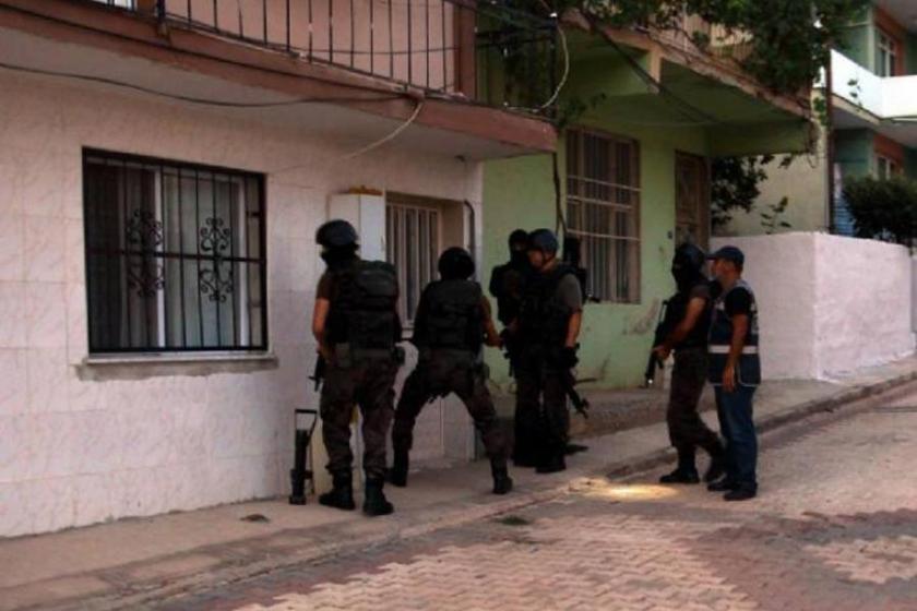 Ankara'da uyuşturucu operasyonu: 208 gözaltı