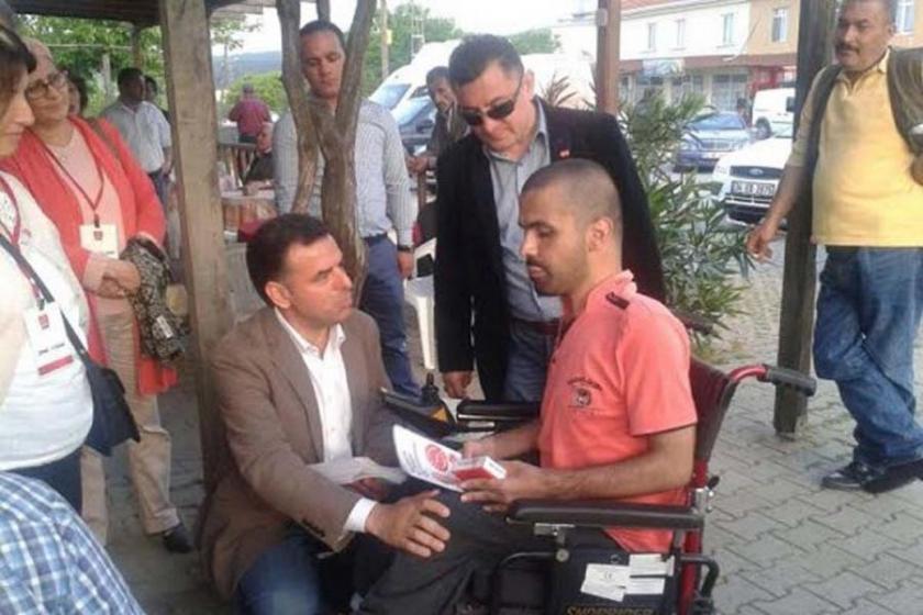 CHP'li Yarkadaş: Engellilere verilen üç kuruşu da kestiler