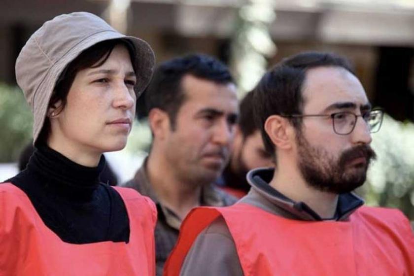 CHP milletvekilleri, Gülmen ve Özakça'yı ziyaret etti