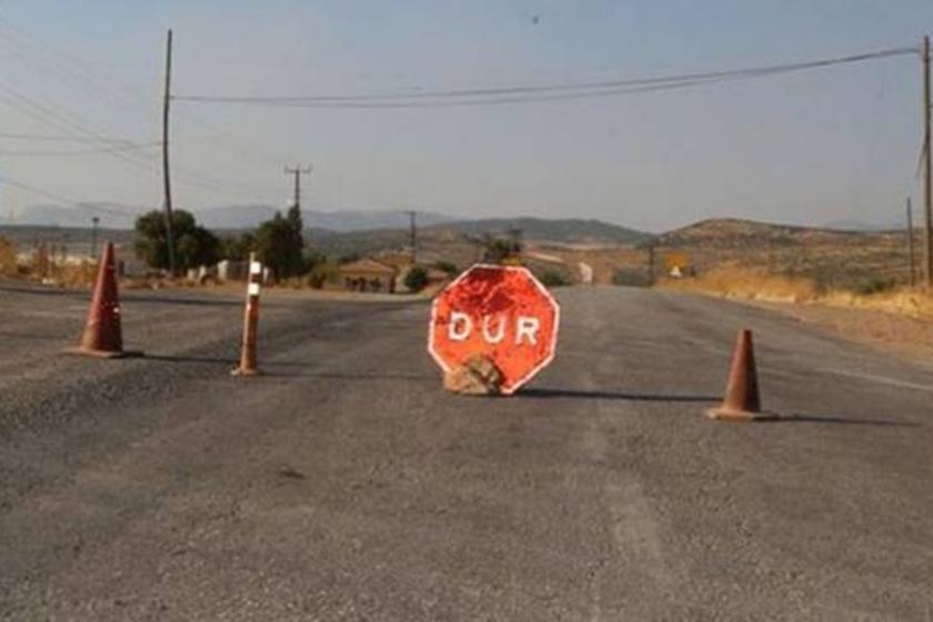 Şemdinli'de 'Kobani olayları' yasağı