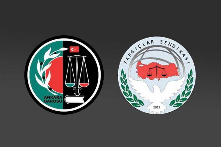 Ankara Barosu: Mustafa Karadağ'ın sürülmesi kabul edilemez