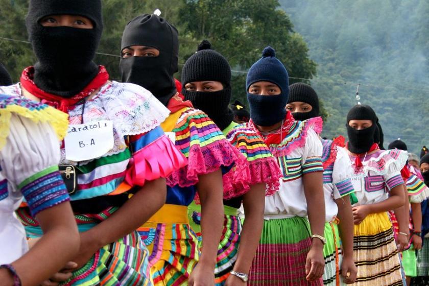 Meksika yerlileri ve Zapatistalar kadın başkanlarını seçiyor