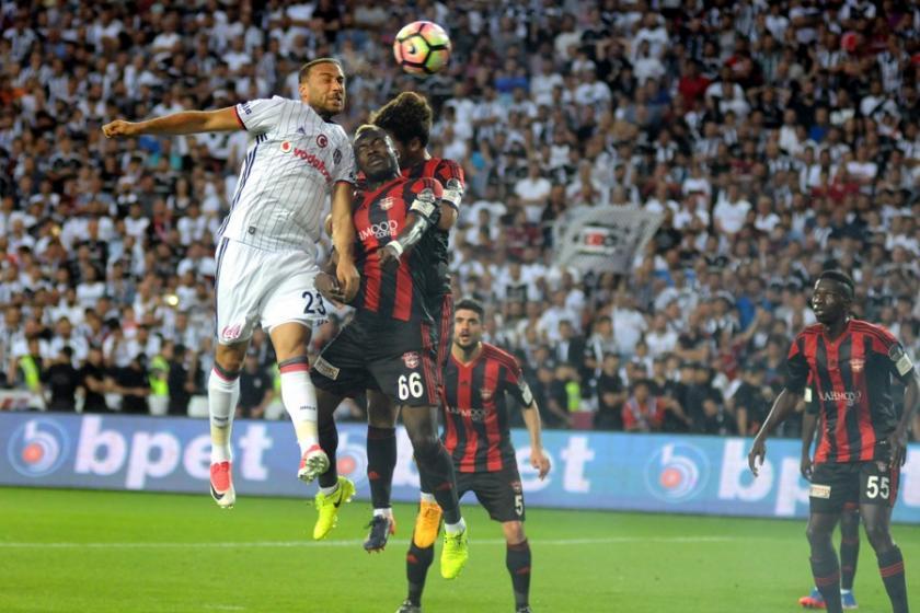 Beşiktaş 15. kez şampiyon