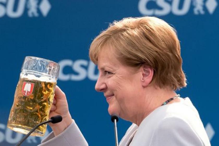 Bira çadırında dünya politikası