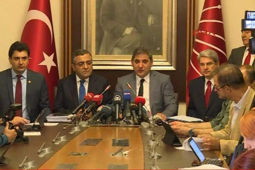 CHP members of Coup investigation Commission: The darkness didn't lightened