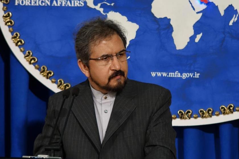 İran: Suriye'ye ateşkesi denetleyecek güç göndermeye hazırız