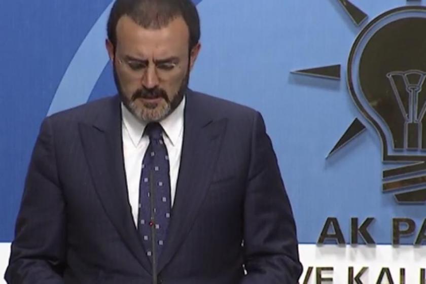 AKP Sözcüsü Ünal: Kılıçdaroğlu, topluma anarşizm sunmaktadır