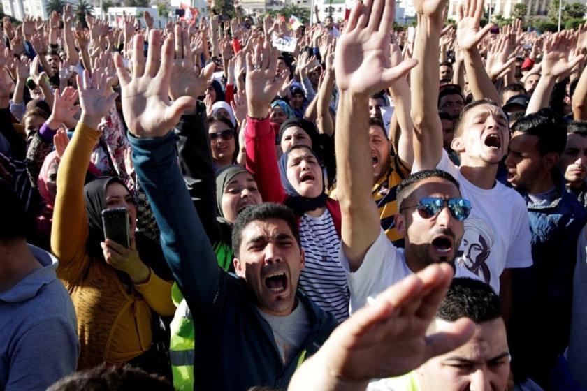 Fas'ta hükümete öfke büyüyor