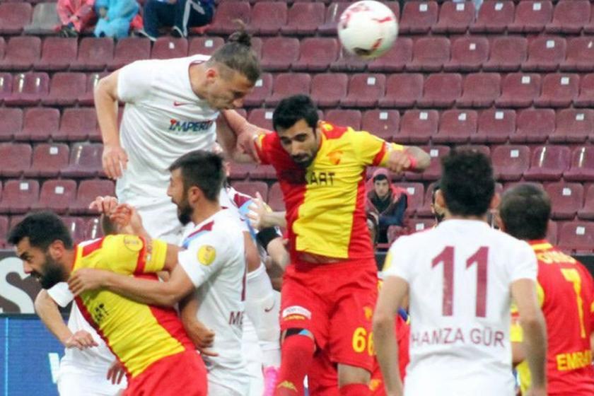Eskişehirspor'un rakibi Göztepe oldu