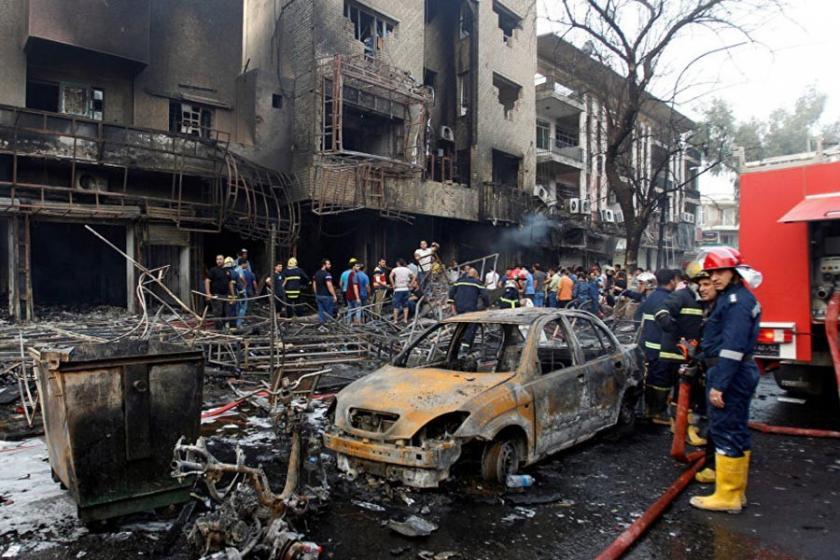 Bağdat'ta üst üste saldırılar: 20'den fazla ölü