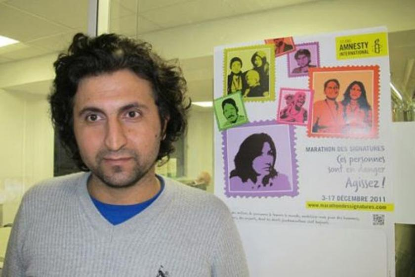 Vicdani retçi Halil Savda'nın evine baskın