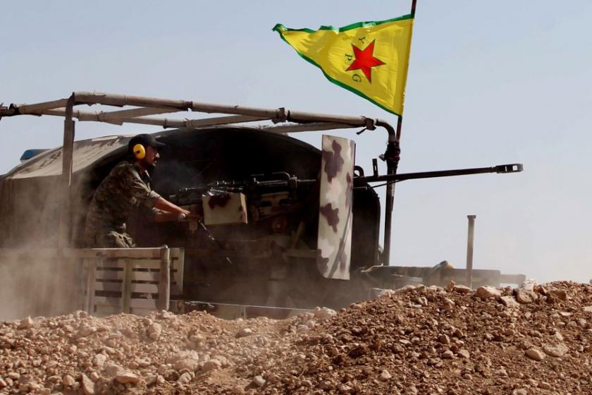 ABD: YPG'ye verilen silahların kaydını tutacağız