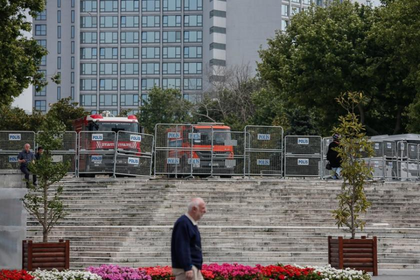 Gezi direnişinin 4. yılı:  Taksim ve Gezi Parkı kapatıldı