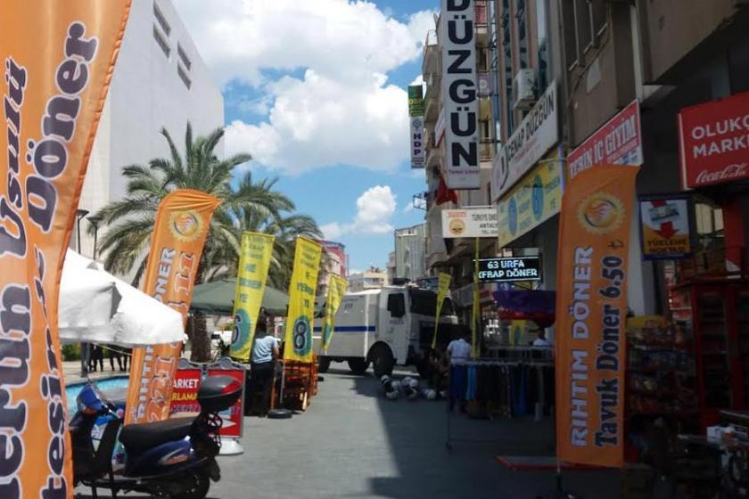 Deniz Karacagil'in taziyesinde polis ablukası