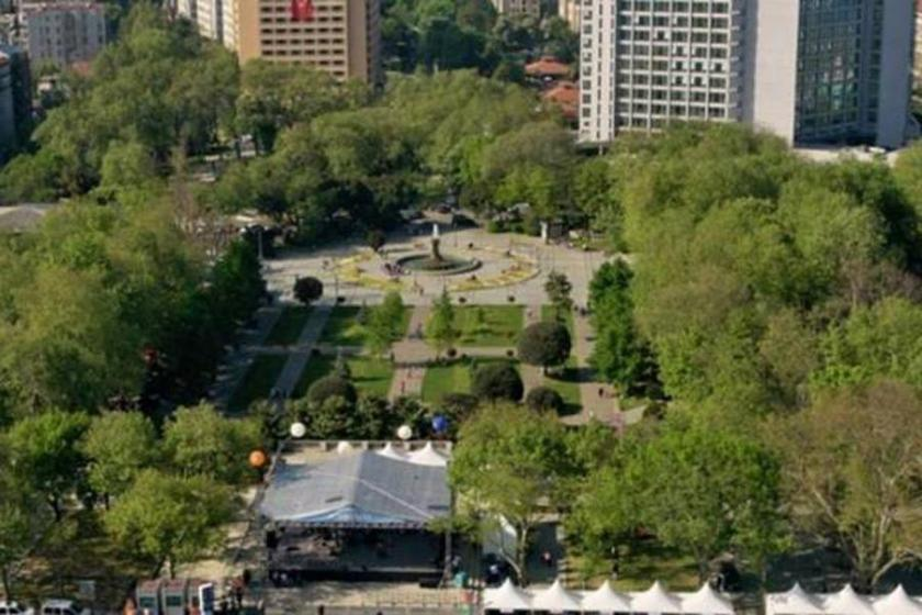 TMMOB İKK: Gezi'de 2013'ten bu yana 86 ağaç kurudu