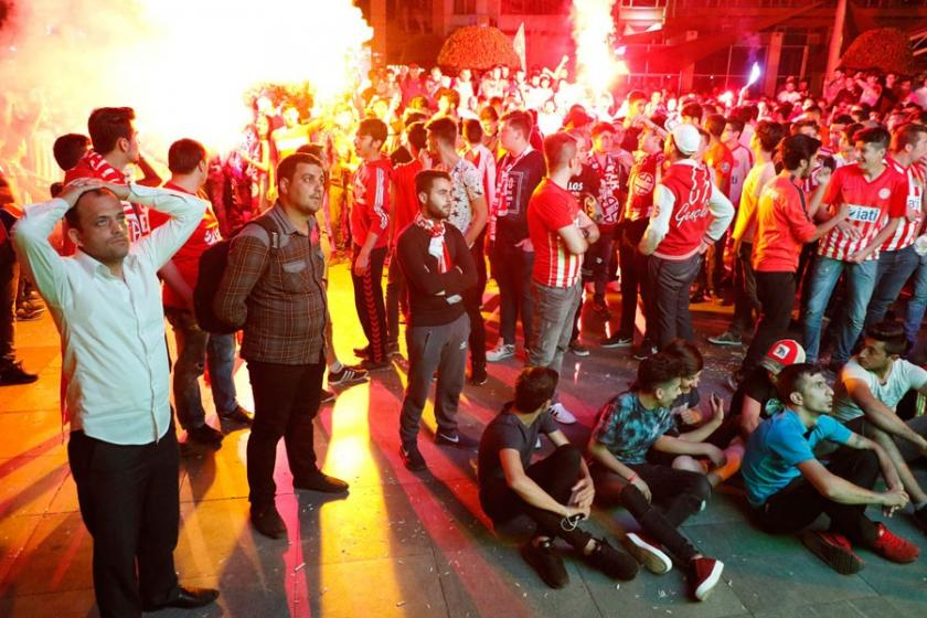 Antalyaspor'un Avrupa hayali sona erdi