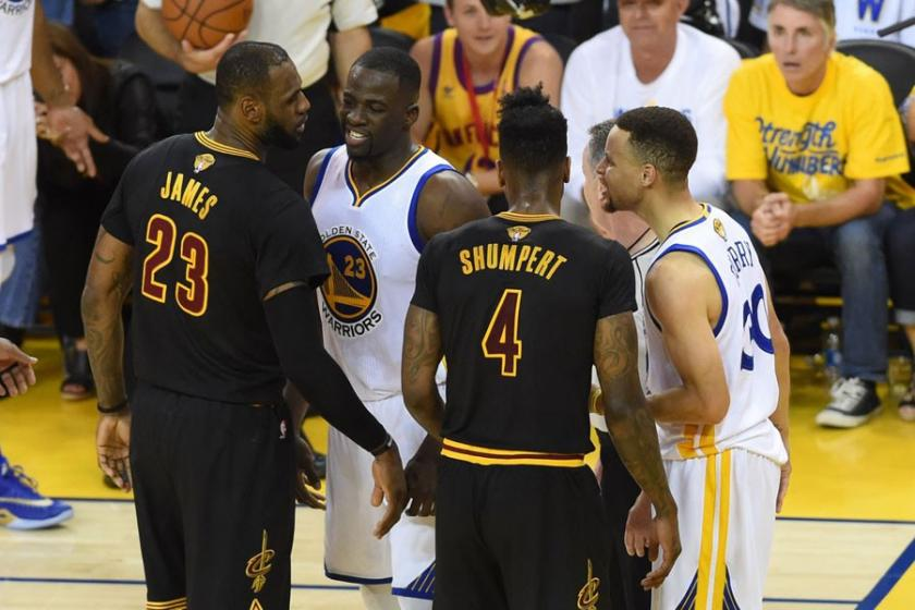 Warriors-Cavs III: NBA finalindeki en büyük endişe