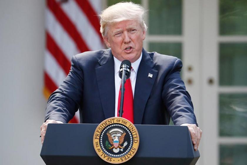 Trump: Terörü destekleyenler, onun kurbanları olacaktır