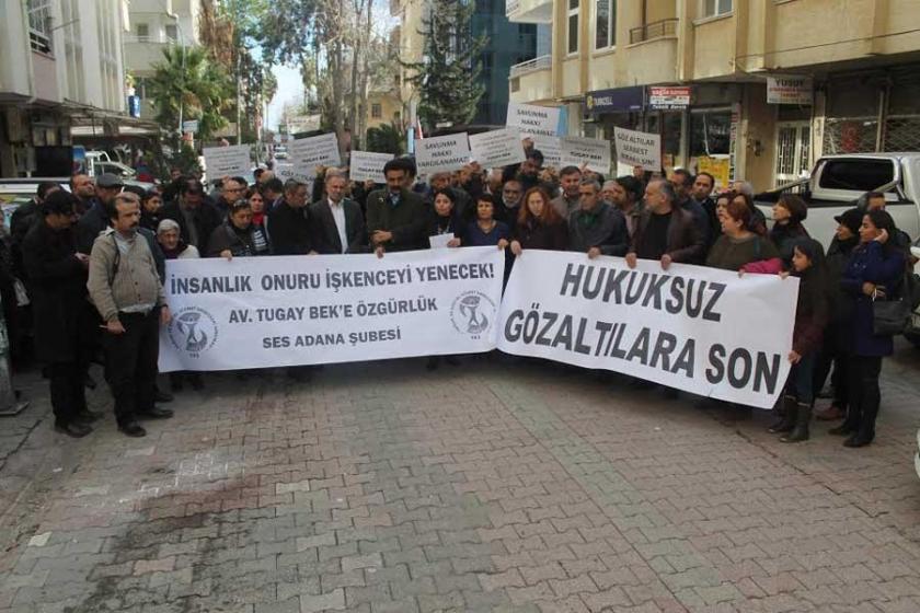 Adana'da isimsiz ihbar davası başladı