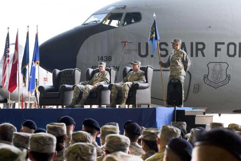 İncirlik Üssü'nün ABD'li komutanı değişti