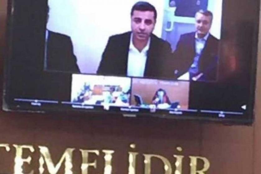 HDP'li vekiller artık duruşmalara SEGBİS'le katılmayacak