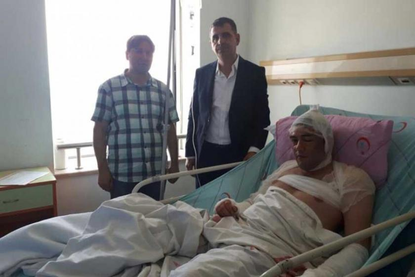 Ramazanın ilk günü zehirlenen 19 işçi halen hastanede