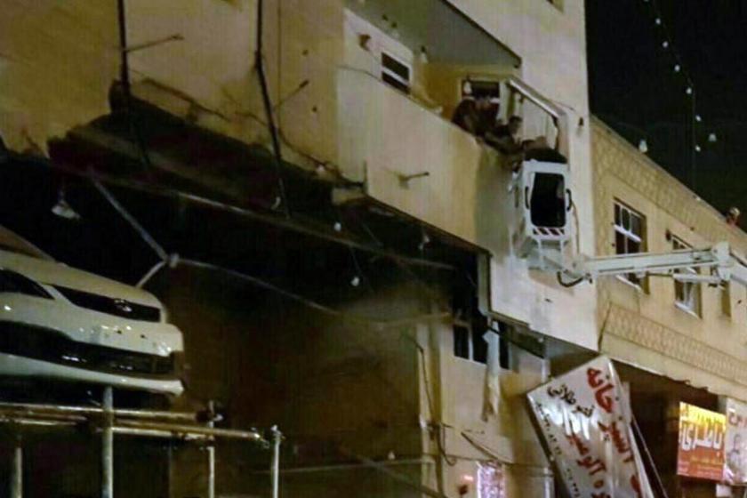 Şiraz'da patlama: En az 39 yaralı