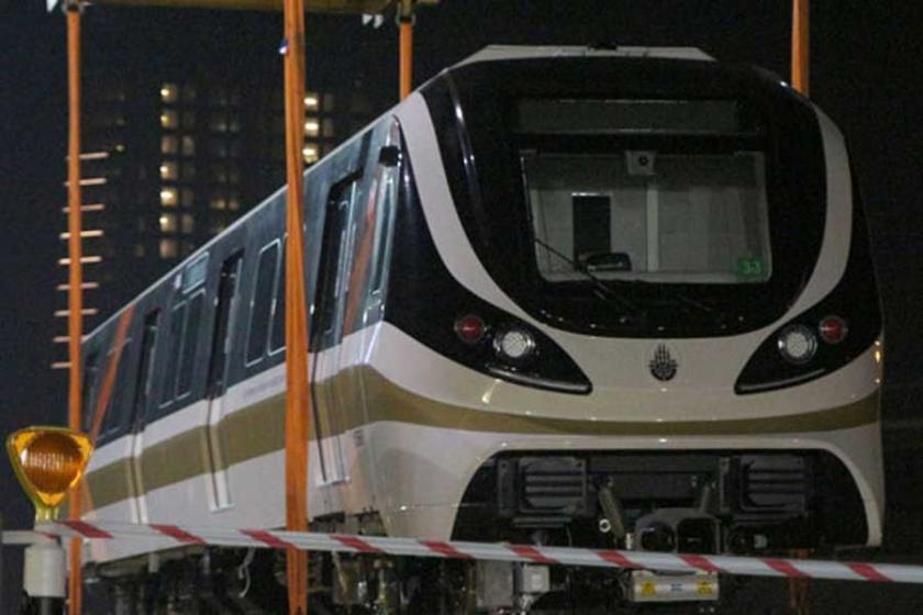 İstanbul'da 'sürücüsüz metro' kullanılacak
