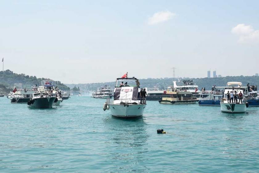 Tekne kazasıyla ilgili kaptan ve yardımcıları serbest