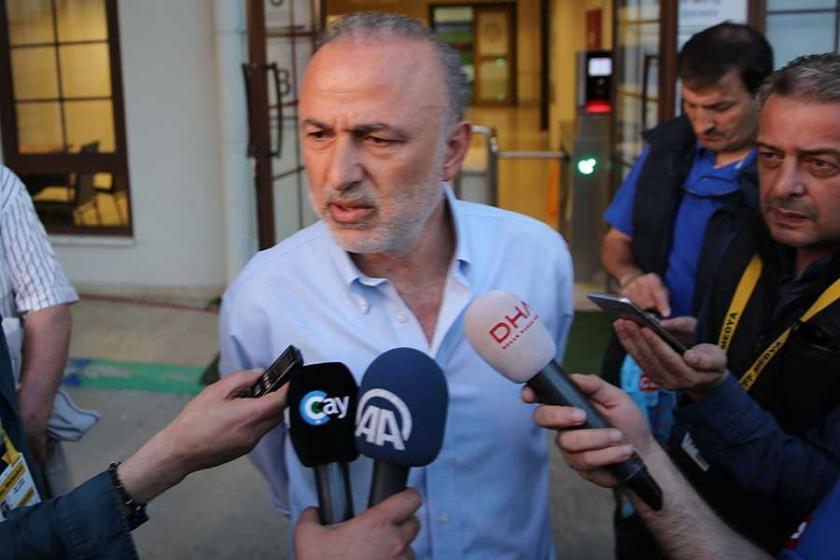 Küme düşen Çaykur Rizespor'dan komşu Trabzonspor'a tepki