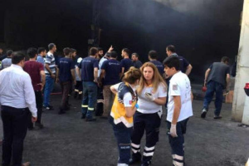 Payas Organize Sanayi'de iş cinayeti