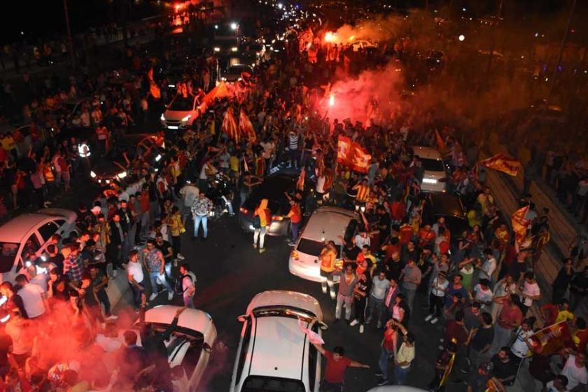 İzmir'de Süper Lig coşkusu
