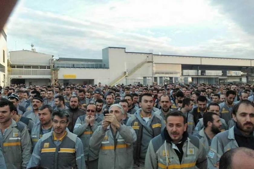 Renault işçileri: Grev hazırlığı  laftan ibaret olmasın