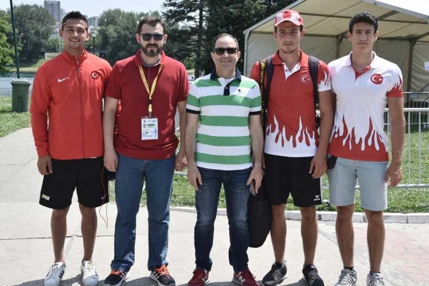 Durgunsu Kano 3. Dünya Kupası sona erdi