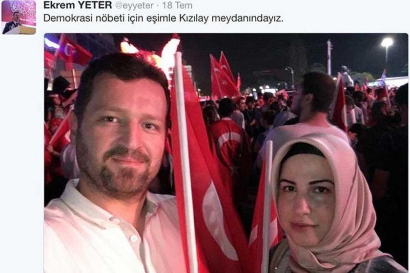 Bülent Arınç'ın damadına 'FETÖ'den tutuklama talebi