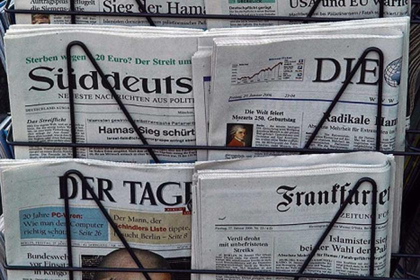 Almanya medyası: Gabriel'in İncirlik temasları sonuçsuz