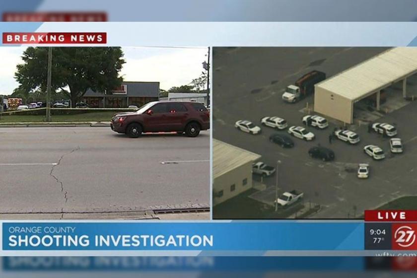 Orlando'da silahlı saldırı: 6 kişi öldü