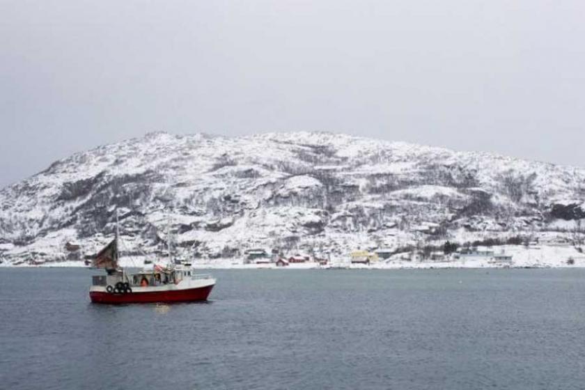 Rus savaş uçağı, Norveç uçağını engelledi
