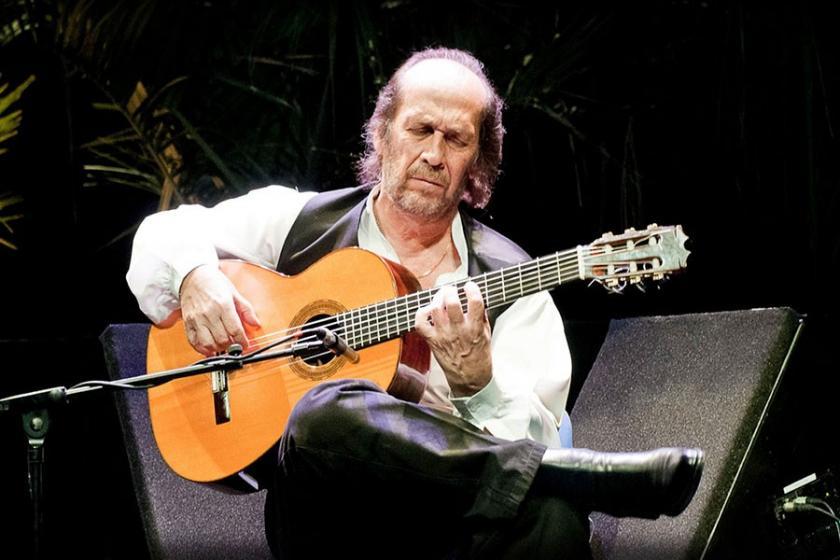 24. İstanbulCaz Festivali'nde Paco de Lucíaanılacak