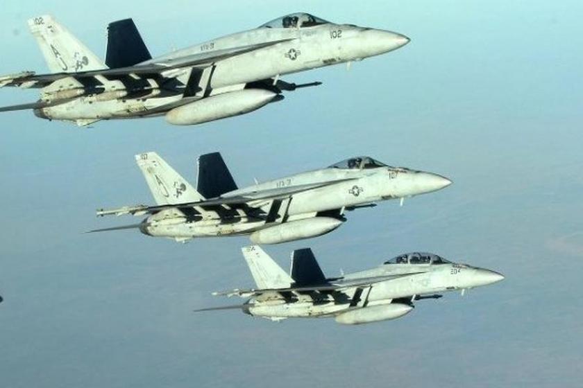 Koalisyon uçakları, Suriye ordusuna saldırdı