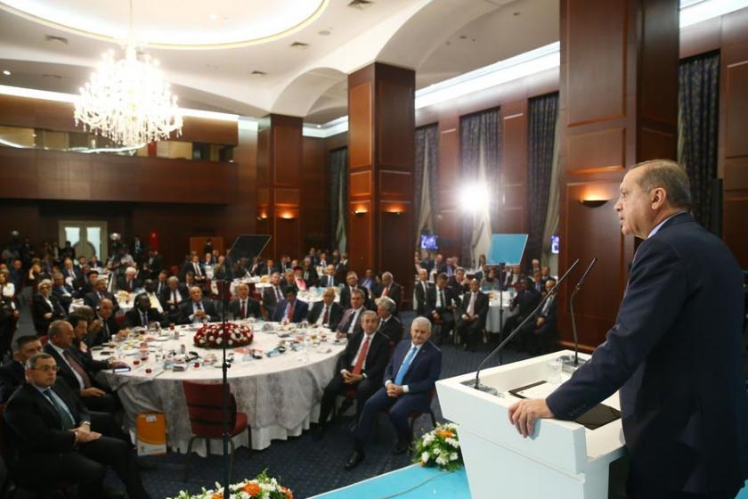 Erdoğan'dan Katar'a destek: Yaptırımlar doğru değil