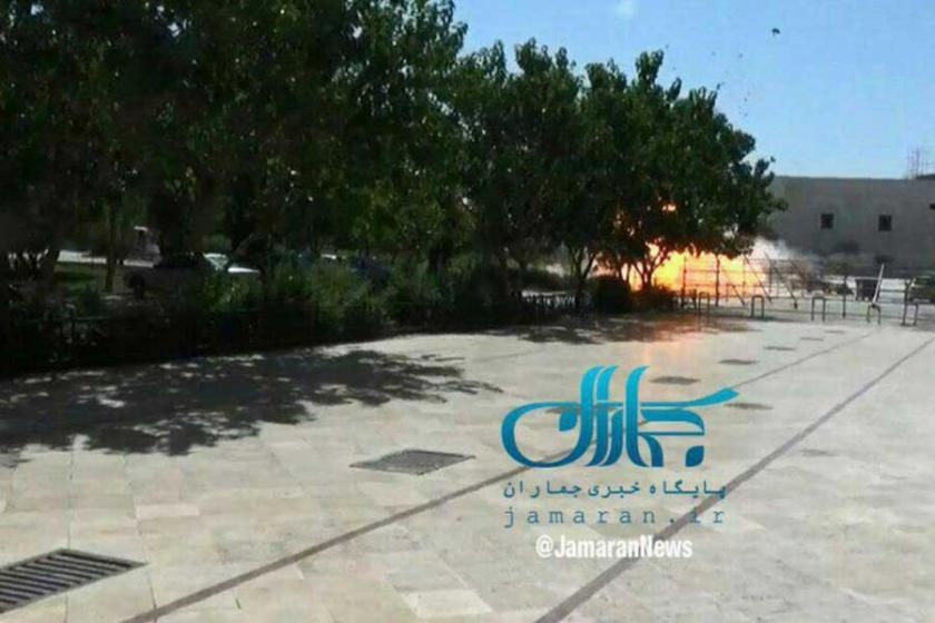 İran'da Humeyni'nin türbesinde saldırı